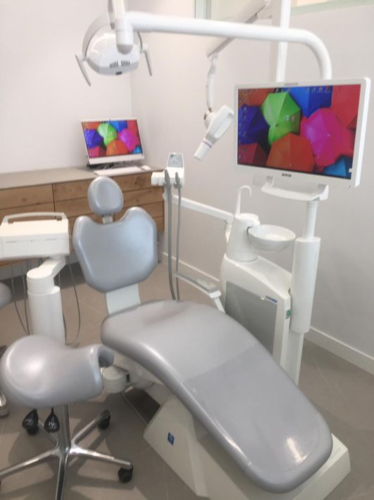 Clínica dental Laura Edith Flores Fragoso instalaciones de la clínica dental